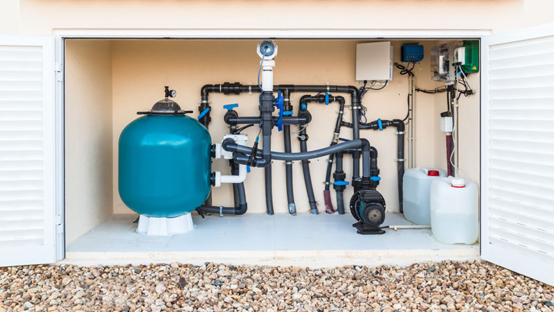 Advantages Of A Salt Water System For Your Pool