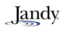 Jandy Brand Logo Badge