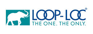 Loop-Loc Brand Logo Badge