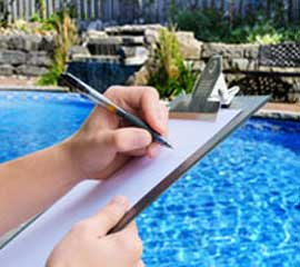 Chevy Chase Pool Inspection