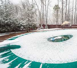 Kensington Pool Opening, Closing & Winterization services