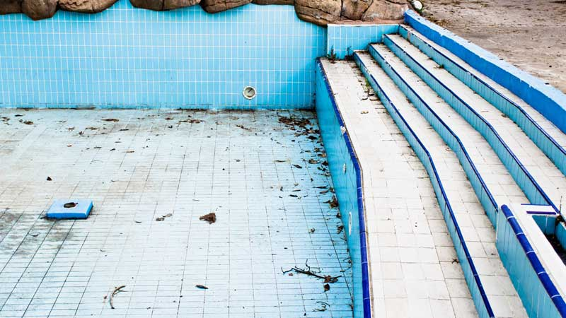 Reasons for Water Loss in Swimming Pools Rockville & Frederick, Maryland
